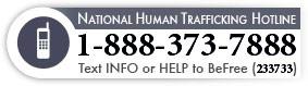 National Human Trafficking Hotline Number