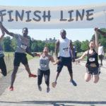 LifeWay Network 5K Finishers Celebrate